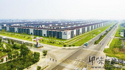 百億項目落戶天邛產業園區助力新能源智能制造產業發展圖片